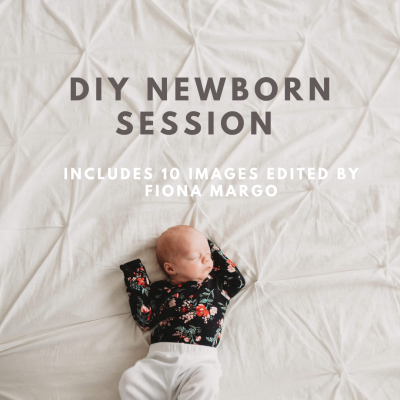 DIY Newborn Session Course | Seattle Newborn Photographer